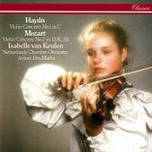 Haydn: Violin Concerto No. 1 / Mozart: Violin Concerto No. 2 by Antoni Ros Marbà