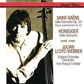 Saint-Saëns: Cello Concerto No. 1; Allegro Appassionato / Honegger: Cello Concerto / Fauré: Elégie / D'Indy: Lied by Yan-Pascal Tortelier