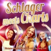 Schlager meets Charts- Die besten Discofox Hits 2017 für deine Fox Party 2018 by Various Artists