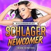 Schlager Newcomer - Die besten Discofox Hits 2017 für deine Fox Party 2018 by Various Artists
