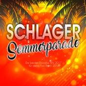 Schlager Sommerparade - Die besten Discofox Hits 2017 für deine Fox Party 2018 by Various Artists