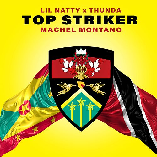 Top Striker (Remix) by Machel Montano