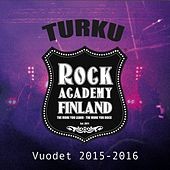 Turku Rock Academy - Vuodet 2015-2016 de Various Artists