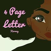 4 Page Letter by Karnay