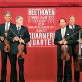 Beethoven: String Quartets Nos. 10 (Harp) & 14 by Guarneri Quartet