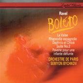 Ravel: Boléro; Rapsodie espagnole; La Valse; Daphnis & Chloé Suite No. 2; Pavane pour une infante défunte by Semyon Bychkov