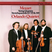 Mozart: String Quartets Nos. 21 & 22 by Orlando Quartet