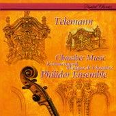 Telemann: Chamber Music by Chris Farr