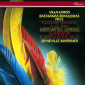 Villa-Lobos: Cantilena From Bachianas Brasileiras No. 5 / Barber: Adagio / Vaughan Williams: Fantasia On Greensleeves etc by Sir Neville Marriner