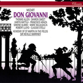 Mozart: Don Giovanni by Sir Neville Marriner