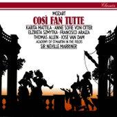 Mozart: Così fan tutte by Sir Neville Marriner