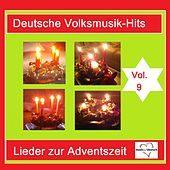 Deutsche Volksmusik-Hits: Lieder zum Advent, Vol. 9 van Various Artists