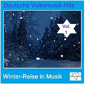 Deutsche Volksmusik-Hits: Winter-Reise in Musik, Vol. 1 van Various Artists