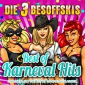 Best of Karneval Hits: Die Fasching Kult Schlager mit den Après Ski Klassikern by Die 3 Besoffskis
