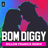 Bom Diggy (Dillon Francis Remix) - Single de Jasmin Walia