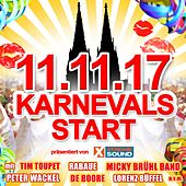 11.11.17 Karnevals Start präsentiert von Xtreme Sound by Various Artists