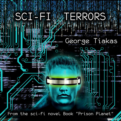 Sci-Fi Terrors by George Tiakas