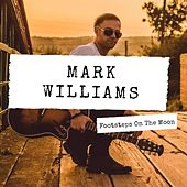 Footsteps on the Moon by Mark Williams