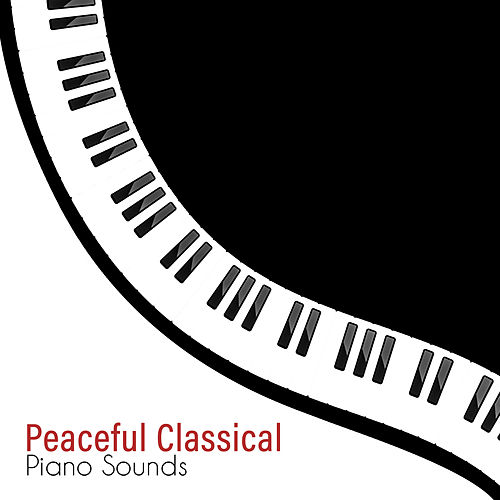 Peaceful Classical Piano Sounds von Lazy Sunday Afternoon Guys