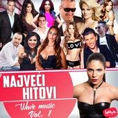 Najveći Hitovi Wave Music Vol. 1 by Various Artists