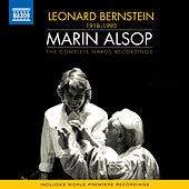 Bernstein: Marin Alsop's Complete Naxos Recordings by Various Artists
