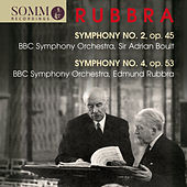 Rubbra: Symphonies Nos. 2 & 4 by Various Artists