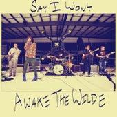 Say I Won't by Awake the Wilde