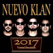 2017 (#Veintediecisiete) van Nuevo Klan