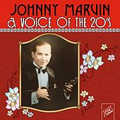 Johnny Marvin: A Voice of the 20's de Johnny Marvin