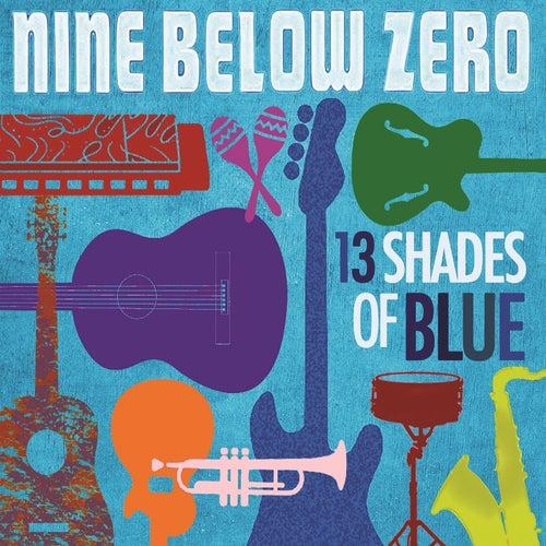 13 Shades Of Blue by Nine Below Zero