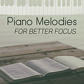 Piano Melodies for Better Focus – Classical Sounds to Study, Learning with Soft Melodies, Mind Control de Classical Study Music Ensemble