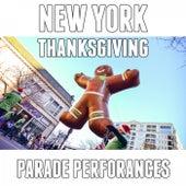 New York Thanksgiving Parade Performances von Various Artists