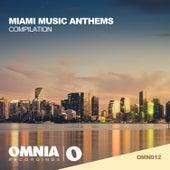 Miami Music Anthems di Various