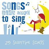 25 Sleepytime Songs von Songs Kids Love To Sing