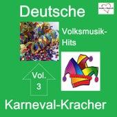 Deutsche Volksmusik-Hits: Karneval, Vol. 3 by Various Artists