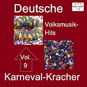 Deutsche Volksmusik-Hits: Karneval, Vol. 9 van Various Artists