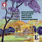 British Viola Music by George Vass Sarah-Jane Bradley