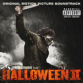 Halloween II Original Motion Picture Soundtrack A Rob Zombie Film de Various Artists