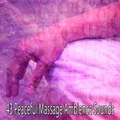 43 Peaceful Massage Ambience Sounds von Massage Therapy Music