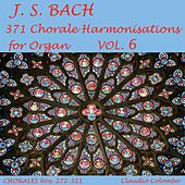 J.S. Bach: 371 Chorale Harmonisations for Organ, Vol. 6 by Claudio Colombo