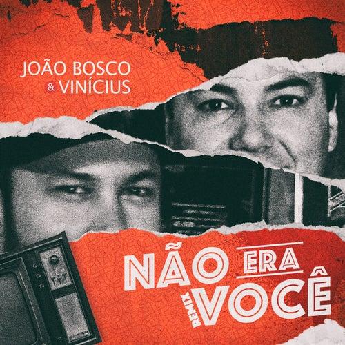 Não Era Você (Remix) by João Bosco & Vinícius