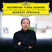 Beethoven: Piano Sonatas by Murray Perahia