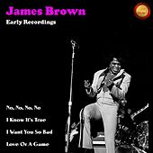 Early Recordings de James Brown