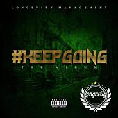 #KeepGoing by Various Artists
