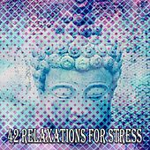 42 Relaxations For Stress de Musica Relajante