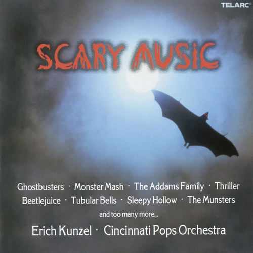 Scary Music by The Cincinnati Pops Orchestra