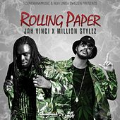 Rolling Paper (Feat. Million Stylez) - Single von Jah Vinci