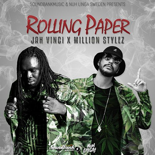 Rolling Paper (Feat. Million Stylez) - Single by Jah Vinci