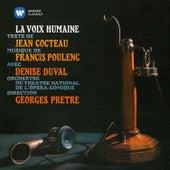 Poulenc: La Voix humaine by Various Artists