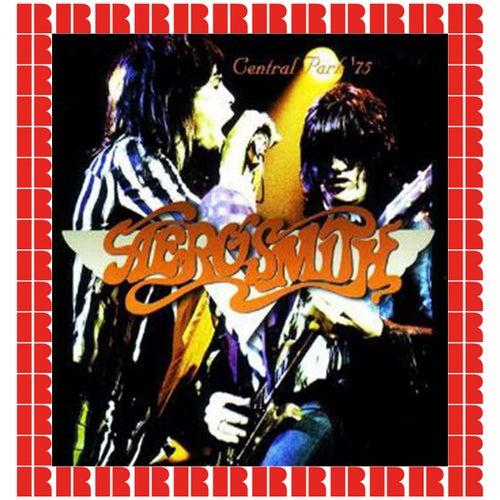 Central Park, New York, 1975 (Hd Remastered Edition) de Aerosmith